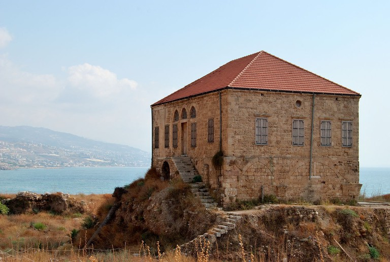 Iconic house in Byblos