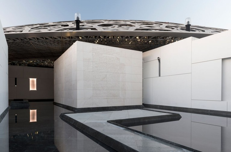 13. Jenny Holzer. 'For Louvre Abu Dhabi' (2017) © Louvre Abu Dhabi - Photography Marc Domage_preview