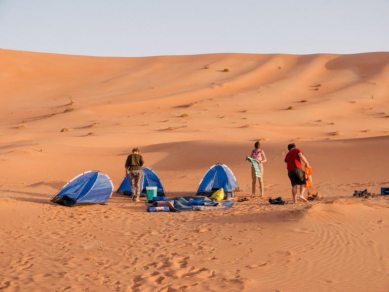 Omani sands © Juozas Salna