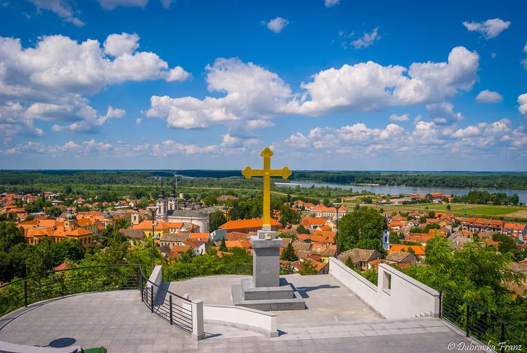 Sremski Karlovci, a key part of any tour around Vojvodina