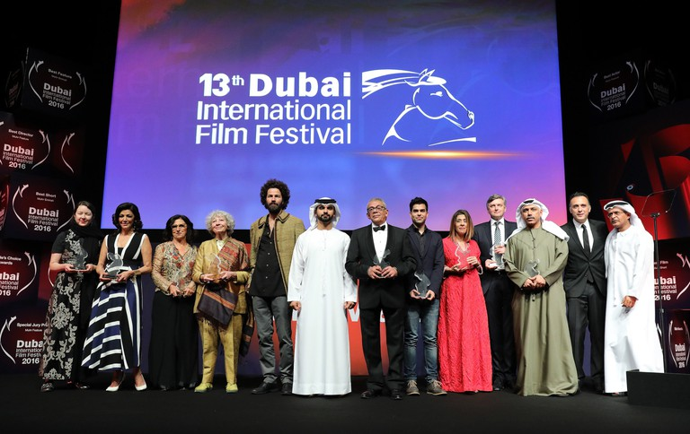 2016 Dubai International Film Festival - Day 8