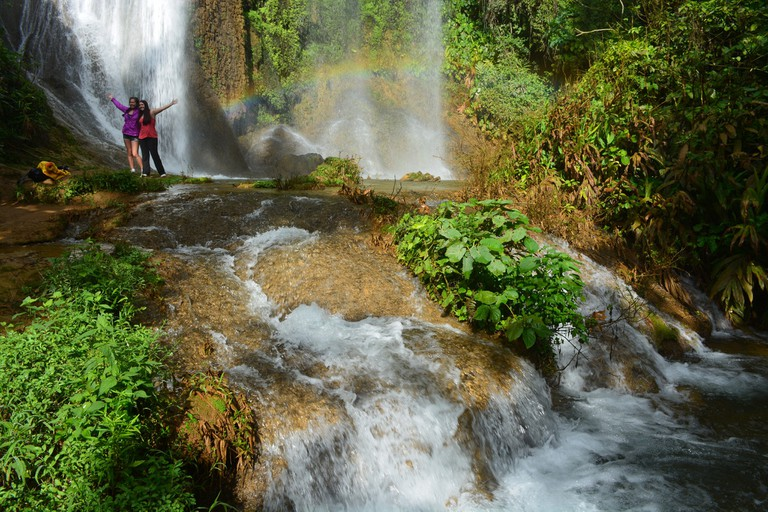 Topes de Collantes is full of waterfalls