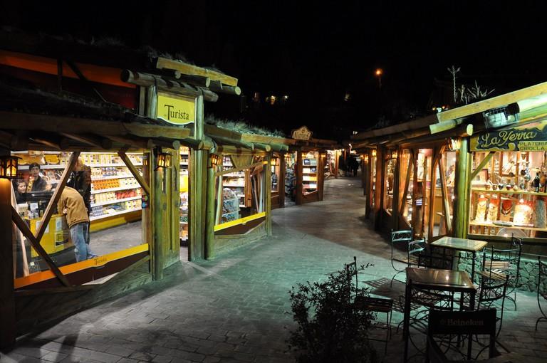 Shops in El Calafate