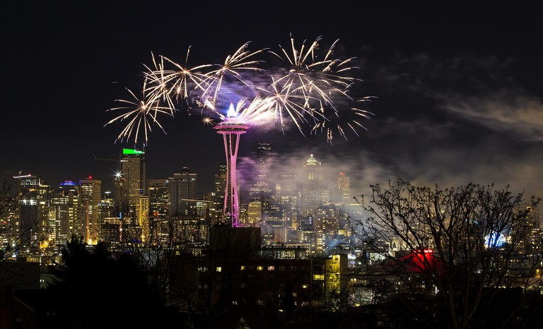 New Years Eve, Seattle Ι