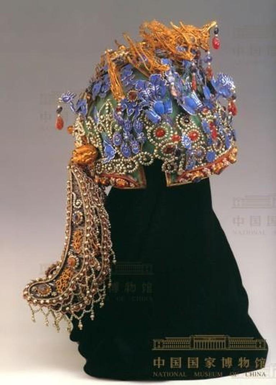 17 Phoenix Coronet for Empress Xiaoduan