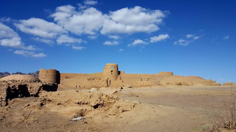 Karshahi Fortress offers a bit of Iran's forgotten history
