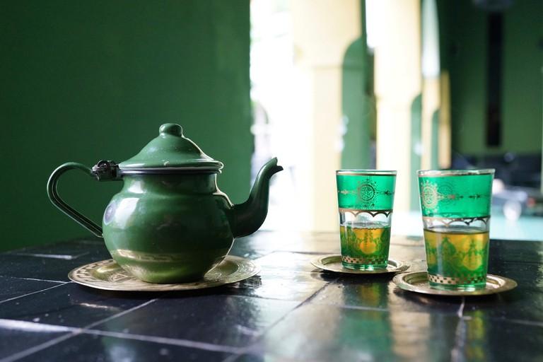 The joys of tea drinking
