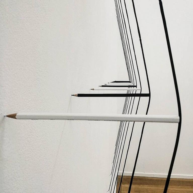 "Marco Maggi, ""Drawing Machine"""