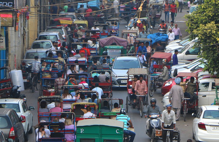 Poor design is a pressing problem with many Indian roads