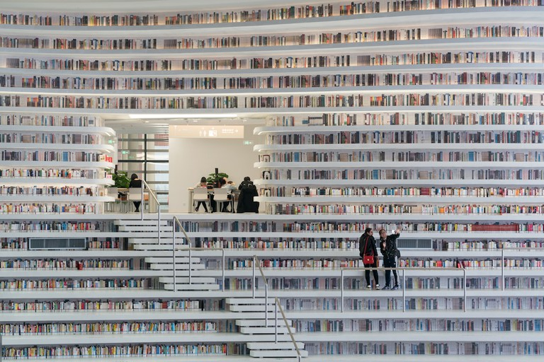 24_Tianjin_Library_∏Ossip