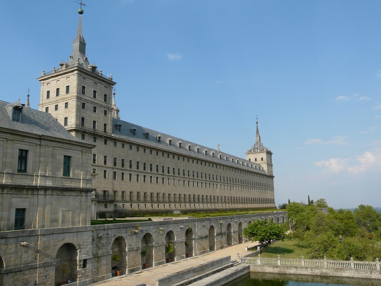 El Escorial | © Gonzalo Malpartida / Flickr