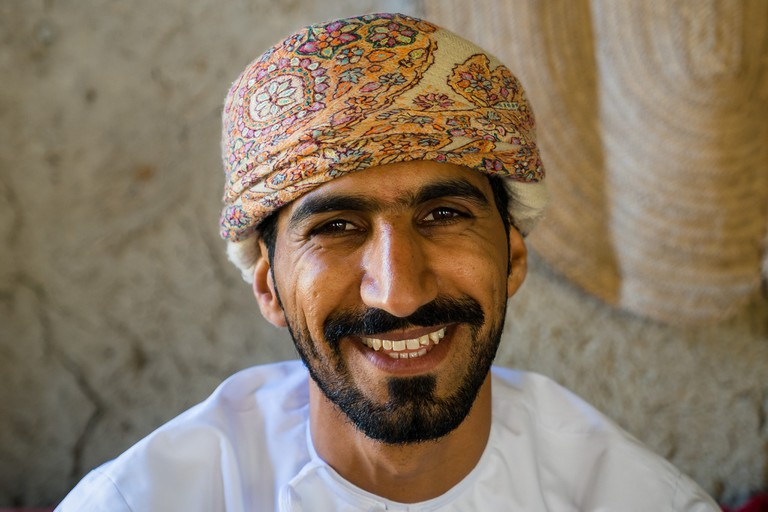 Omani people are known for their beautiful hospitality and warmth