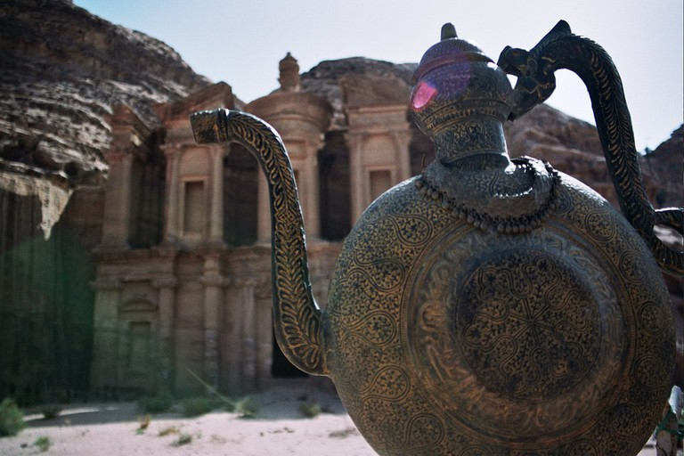 Jordan's Petra is bursting with ancient history and culture
