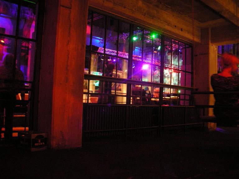 A peek inside the Berghain in Berlin, the best club in the world I