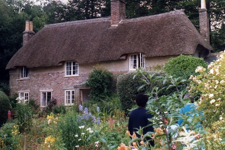 Thomas Hardy's cottage