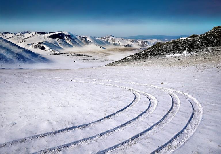 Slalom | © Simon Matzinger / Flickr