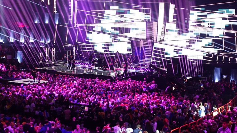 Stockholm put on an incredible show for Eurovision 2016