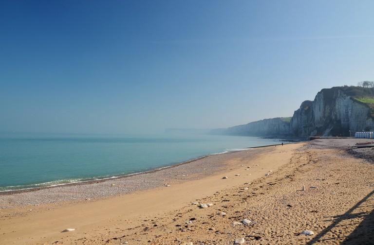 Normandy Coastline