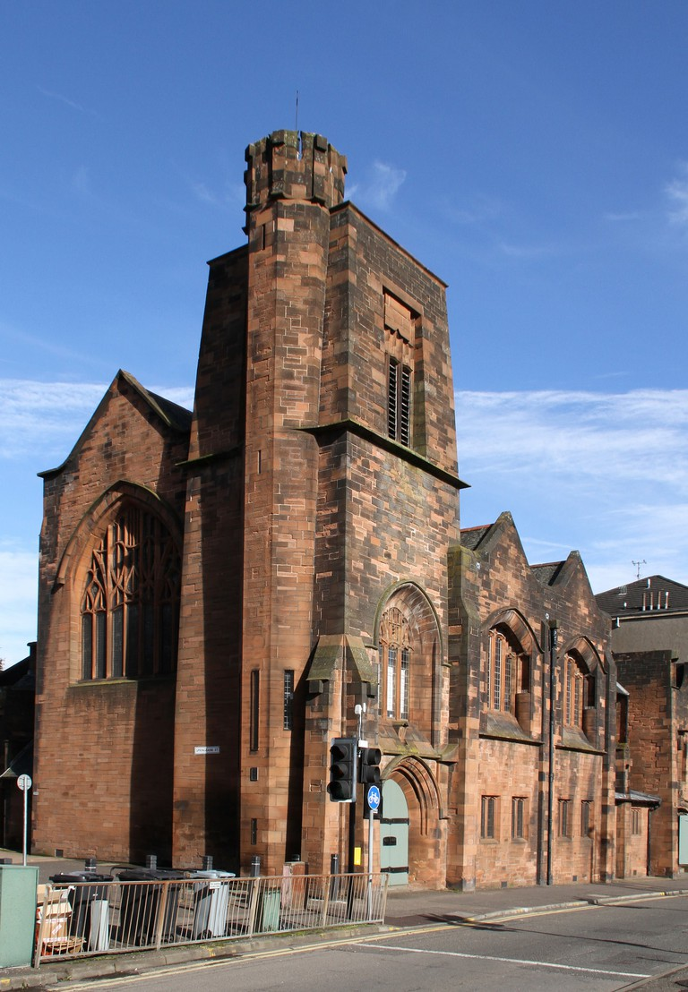 Queen's Cross Church Glasgow
