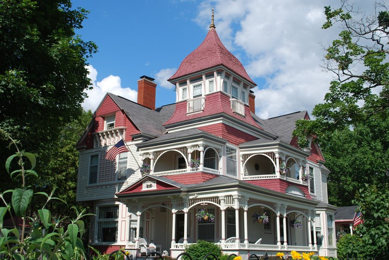 Richardi House Grand Victorian Ι © Pat (Cletch) Williams/Flickr