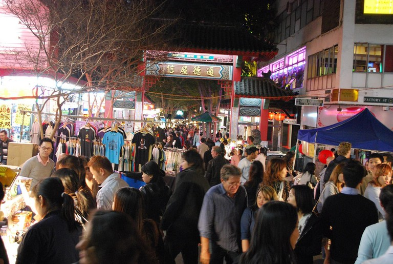 Chinatown Night Market Sydney