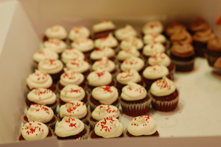 Who wouldn't want cupcakes delivered to your door whenever you want?