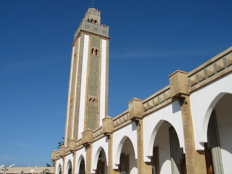 Mosque in Agadir