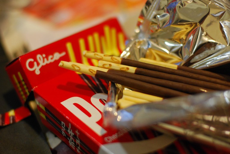 Pocky biscuits are a favorite worldwide