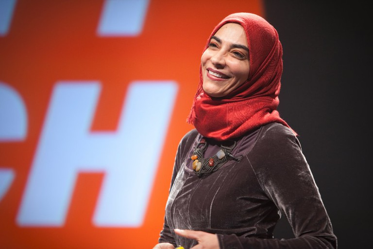 Dr. Hayat Sindi is ground-breaking on all levels