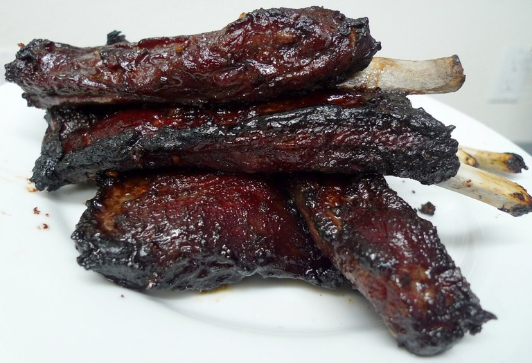 Chinese Barbecue Spare Ribs