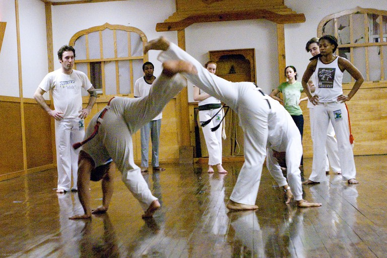Capoeira schools have popped up all over the world, but should it be an Olympic sport?