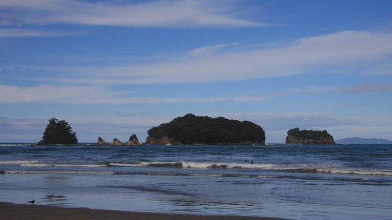 Whenuakura Island, Whangamata