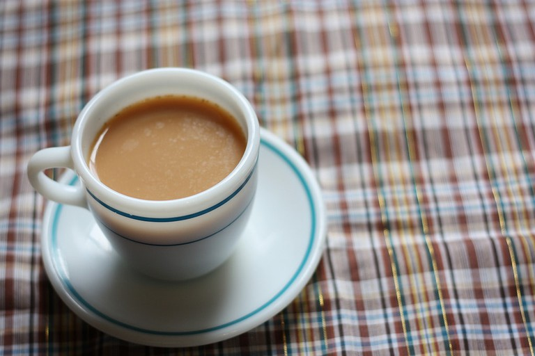 Ginger and coffee make an unusually good pairing!