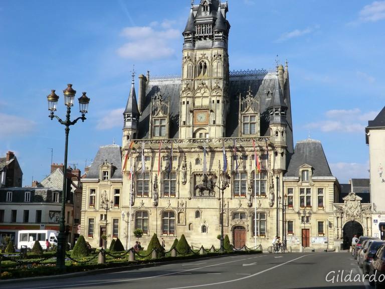 L'Hôtel de Ville, Compiègne