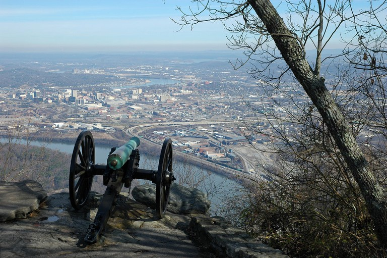 Lookout Mt, TN Ι © Woody Hibbard/Flickr