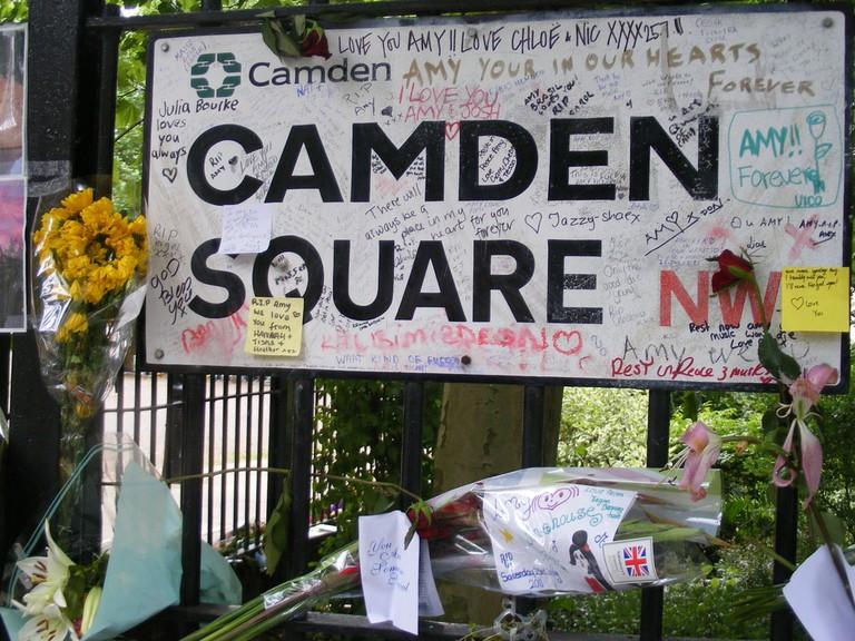 Camden Square | © Flickr