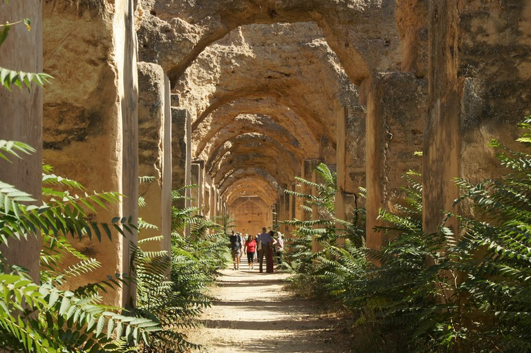 Old granary, Meknes