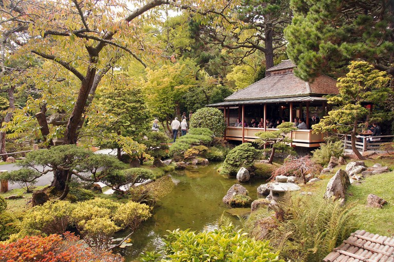 2011-10-08 San Francisco 126 Golden Gate Park, Japanese Tea GardenΙ©Allie_Caulfield/Flickr