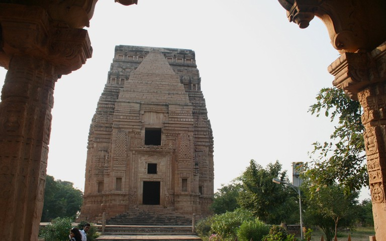 Teli Ka Mandir was commissioned by a family in oil business