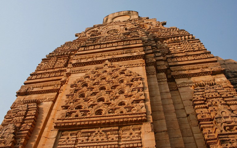 One of the oldest structures inside Gwalior fort