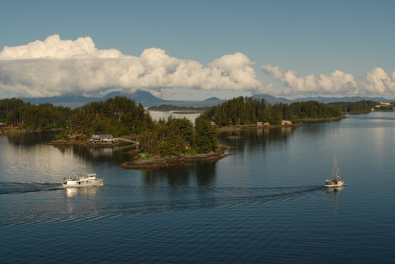 Sitka, Alaska Ι © Andrew Lin/Flickr