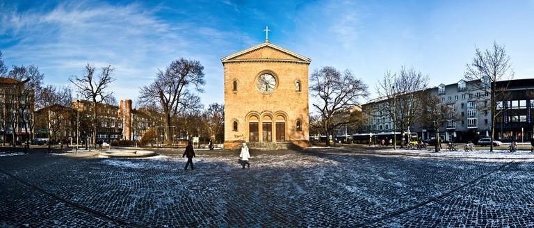 Alte Nazarethkirche, Berlin Wedding