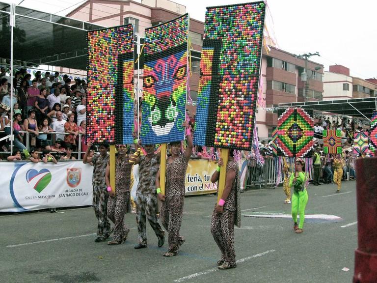 Celebrating the Feria de Cali