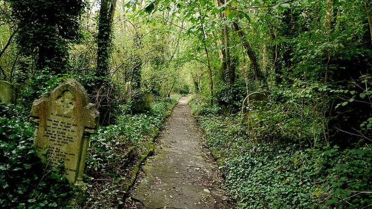 Abney Park Cemetery | © Malcolm Murdoch/Flickr