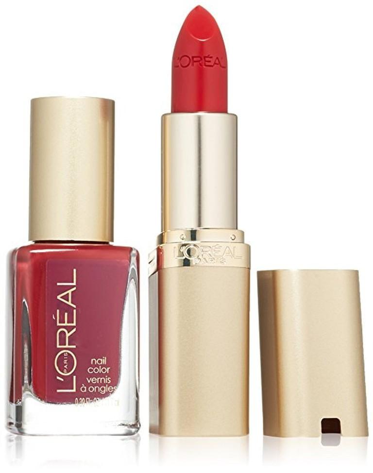 L'Oreal Paris Cosmetics Art of Color Makeup Kit