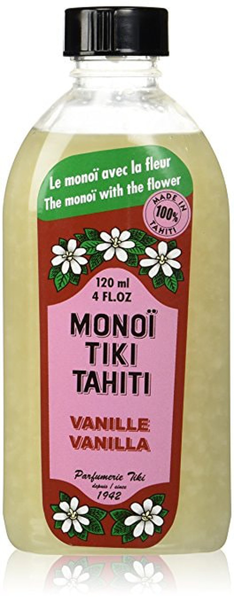 Monoi Tiare Cosmetics Vanilla Coconut Oil
