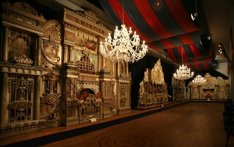 Museum Speelklok's mammoth, automated music organs