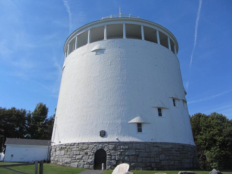 Thomas Hill Standpipe, Bangor, Maine