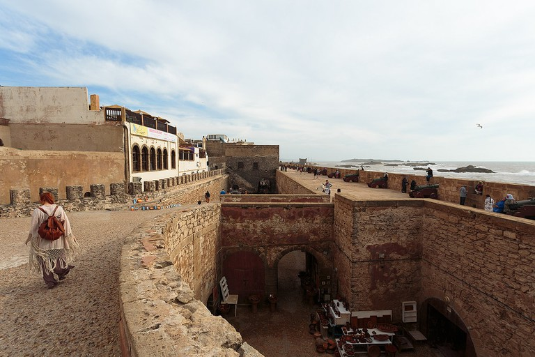 Astapor from the Game of Thrones, Essaouira