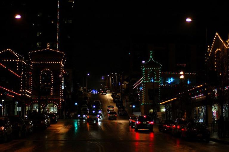 Kansas City at Christmas I